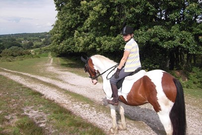 7th Maz Edwards - Jeremy (UK) - March 2017 Class 21 My Horse and Me