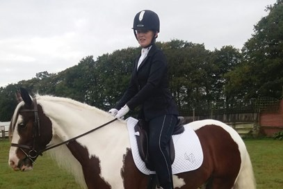 4th Samantha Porter - UK - October 2017 Class 7 Newcomers